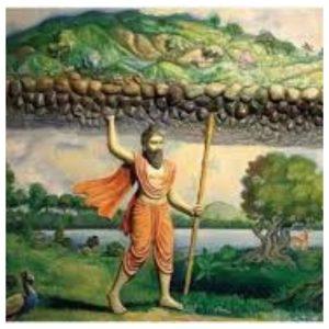 हर दिन घटती है मथुरा के इस पर्वत की ऊंचाई, पुलत्स्य ऋषि ने दिया था छल करने पर श्राप
