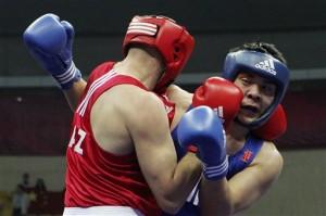China Asian Games Boxing