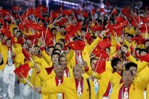 China Asian Games 2010