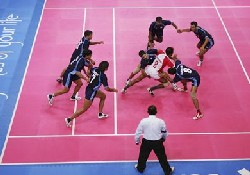Kabaddi Asian Games