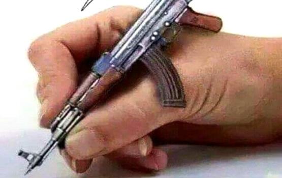 gun writer