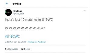 टीम इंडिया के नाम लगातार मैच जीतने का रिकॉर्ड, 2018 से कोई मैच नहीं हारी