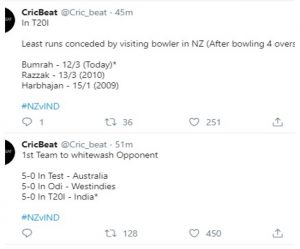 एक मैच में इतने रिकॉर्ड बने कि रच गया इतिहास, भारत ने किया T20I में क्लीन स्वीप