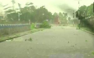 इन इलाकों में एम्फन साइक्लोन का सबसे ज्यादा खतरा, ओडिशा और बंगाल में खाली कराए गए घर