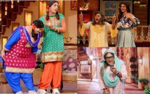 कपिल शर्मा से सुनील ग्रोवर तक, महिला का किरदार निभा लोगों को हंसा चुके हैं ये कॉमेडियन