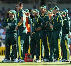 Four Australian players suspended from Test team