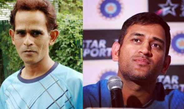 Dhoni brother