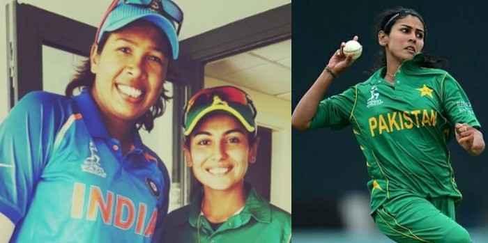 Kainat Imtiaz pakistani cricketer