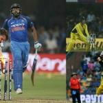 रोहित के रन आउट होने से पांड्या के छक्कों तक, कल के मैच में बने ये खास 5 रिकॉर्ड