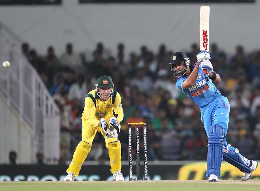 India v Australia 6th ODI Nagpur