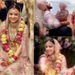 1 करोड़ की रिंग और हीरों से जड़ा लहंगा, इतनी शाही थी विराट-अनुष्का की शादी