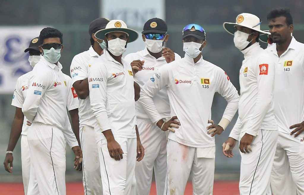 shrilanka team
