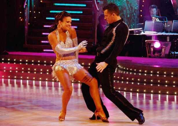 Darren-Gough-and-dance-partner-Lilia-Kopylova