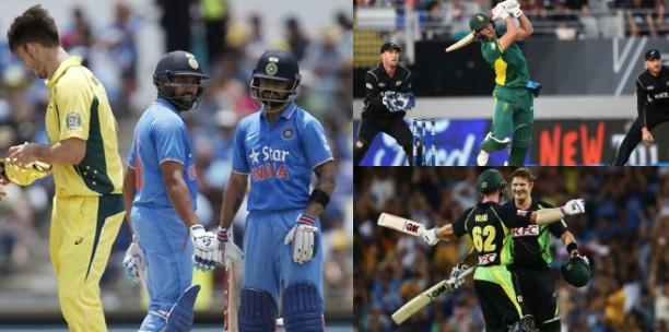 जब इन 7 बल्लेबाजों ने एक पारी में चौकों से ज्यादा लगाए छक्के