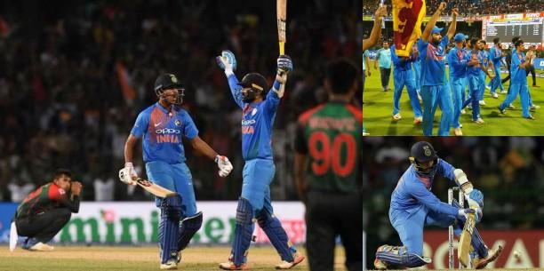 बांग्लादेश के खिलाफ आखिरी गेंद का रोमांच नहीं देख पाए रोहित, कर रहे थे इसकी तैयारी