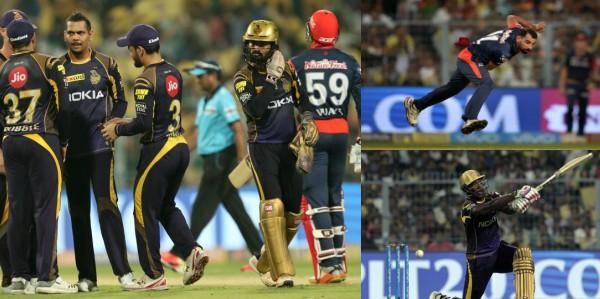 शमी की 8 गेंदो पर रसेल ने मारे 6 छ्क्के, टूटे कई रिकॉर्ड