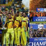 चार पूर्व विजेता टीमों के बीच होगी 2018 IPL ट्रॉफी जीतने की जंग, ऐसा होगा मुकाबला