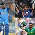 वनडे क्रिकेट में आठवीं बार बना दोहरा शतक, लिस्ट में सबसे ऊपर भारतीय