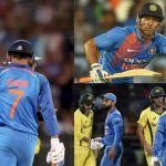 IND vs AUS: धोनी ने बनाया ऐसा रिकॉर्ड जिसे दुबारा नहीं दोहराना चाहेंगे माही, इस खिलाड़ी को छोड़ा पीछे