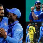 मैच के बाद कप्तान कोहली का खुलासा, धोनी और रोहित शर्मा के इस फैसले ने पलटी बाजी