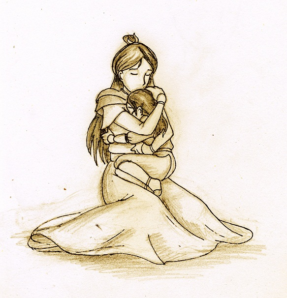 Mother_and_Daughter_by_xcgirl08