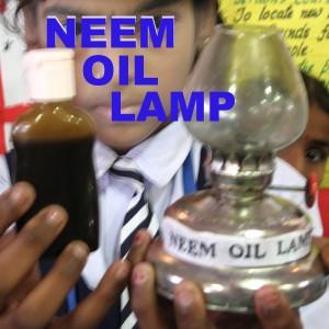 LAMP NEEM OIL