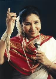 asha bhosle singer