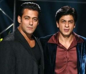Shahrukh khan and Salman Khan