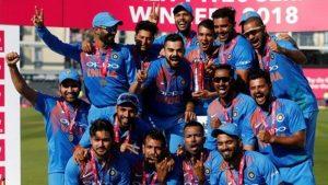रोहित का टी20 में कमाल, ऐसा करने वाले बने दूसरे बल्लेबाज