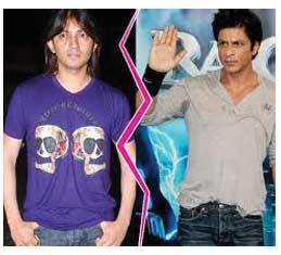 shahrukh khan and shrish