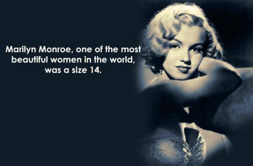 unknown story of Marilyn Monroe