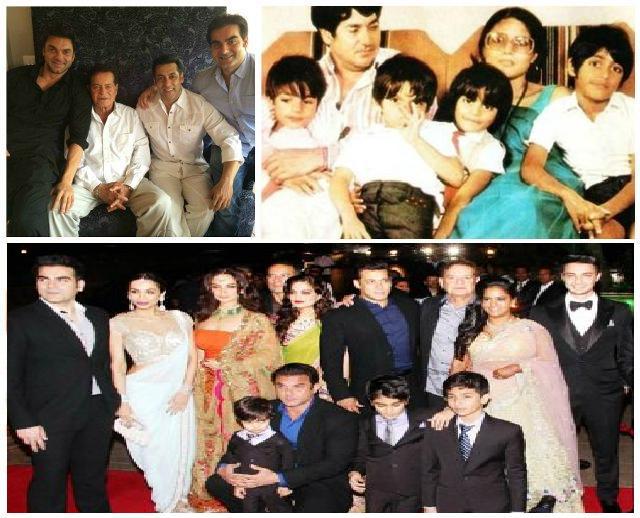Copy of salim khan family