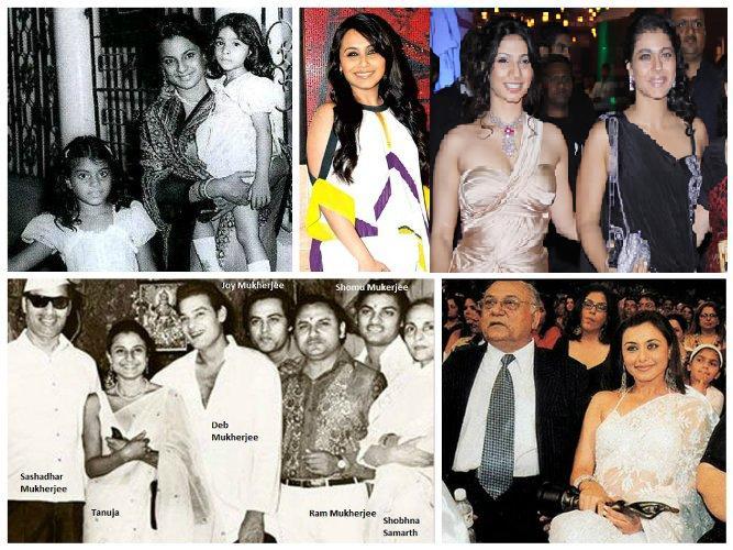 mukherjee family