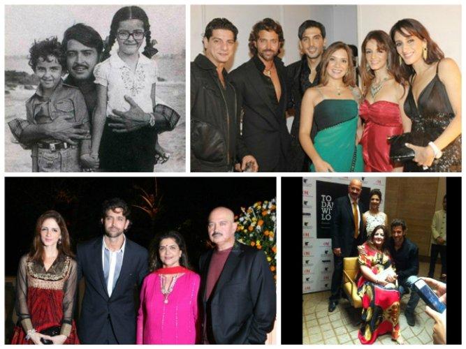 roshan family