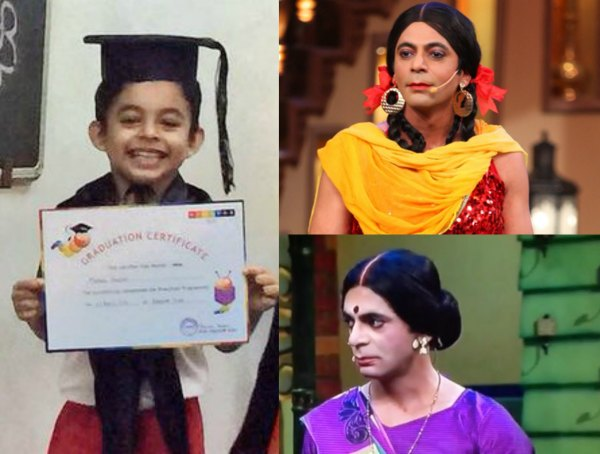 sunil grover actor