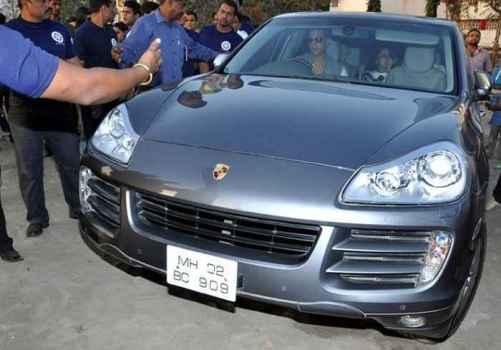 Akshay-Porsche-