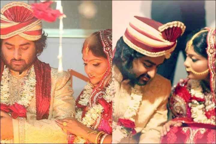Arijit-singh-wedding