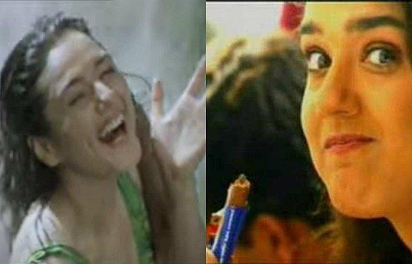 Preity Zinta in Perk