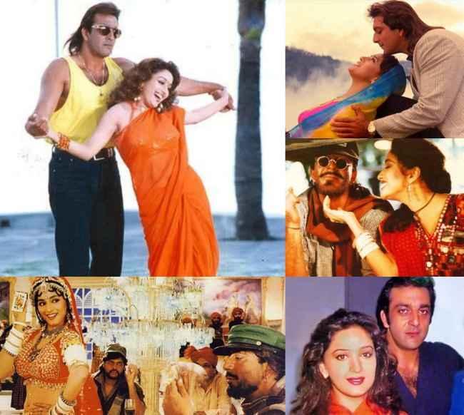 sanjay and madhuri