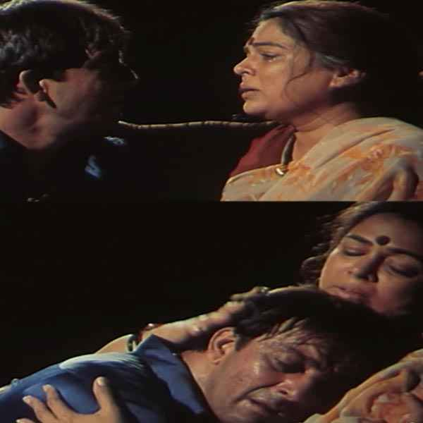 reema lagoo and sanjay dutt