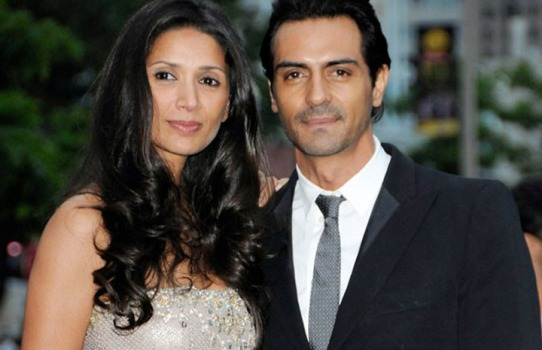 arjun rampal wedding