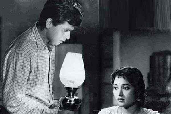 Dilip Kumar with Madhubala