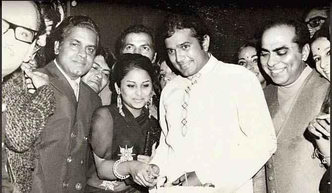 Image result for राजेश खन्ना'' की पहली गर्लफ्रेंड ''अंजू महेंद्र''