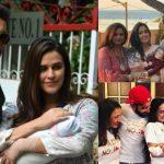 FLASHBACK 2018: शाहिद और नेहा-अंगद के साथ इन सितारों के घर आए नन्हे मेहमान