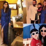 न्यू ईयर पार्टी में करीना ने पहनी 9 लाख से ज्यादा कीमत की ड्रेस, तैमूर भी दिखे साथ