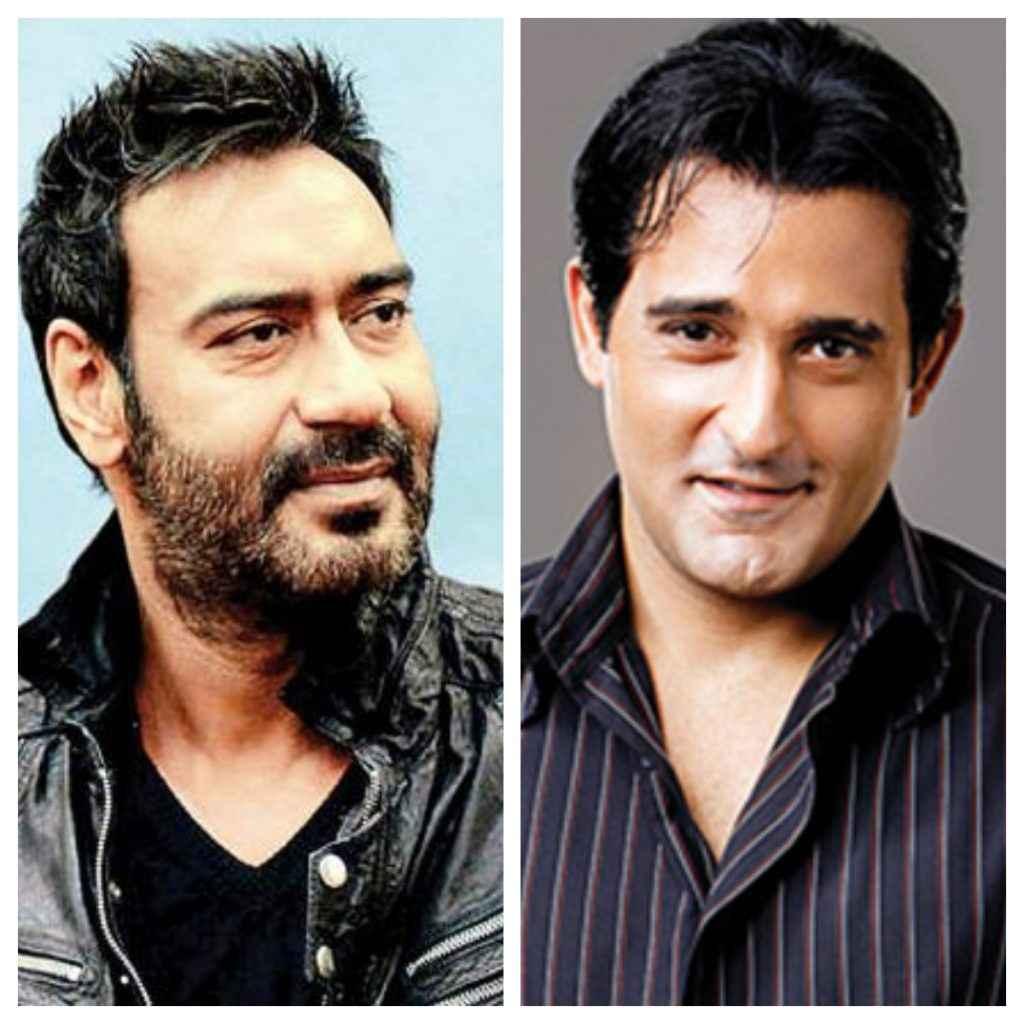 अजय देवगन की कहानी सुन शॉक्ड हो गए थे अक्षय खन्ना