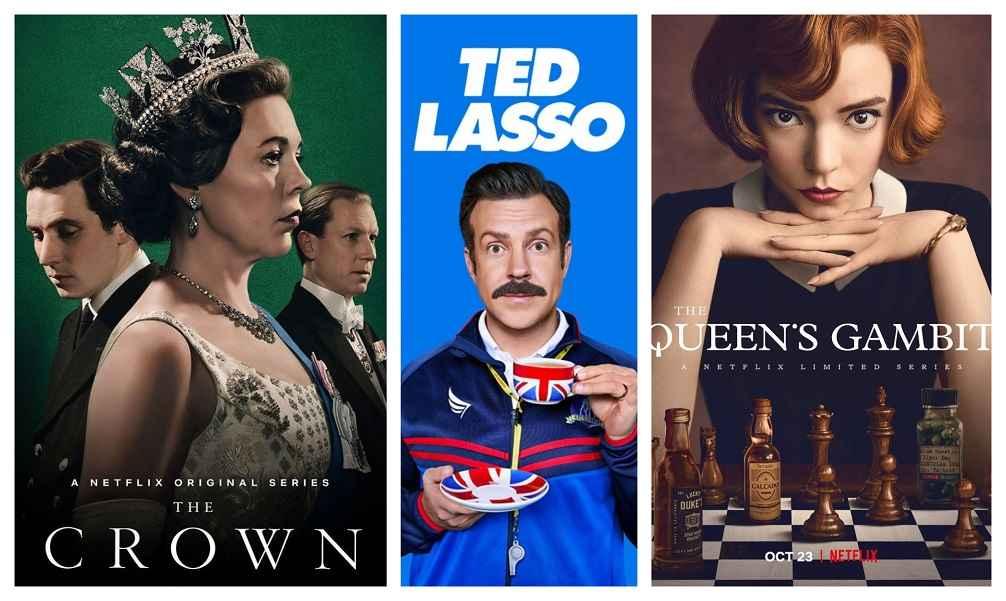 Emmy Awards 2021: सीरीज द क्राउन ने जीते सबसे ज्यादा अवॉर्ड, ब्रिजर्टन और द मैंडालोरियन की खाली रही झोली