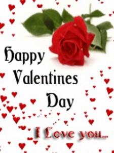 Valentines Day sms