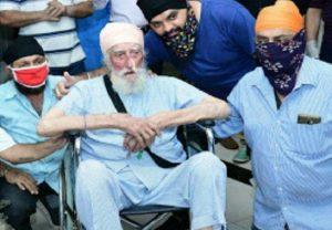 91 साल के बुजुर्ग दंपत्ति के आगे कोरोना ने घुटने टेके, इन बुजुर्गों ने भी उम्र के आखिरी पड़ाव में महामारी को दी शिकस्त