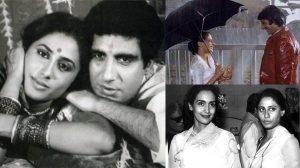 मरने के बाद 'दुल्हन' बनी थी स्मिता पाटिल, इस अभिनेता के साथ रहती थीं लिव इन में